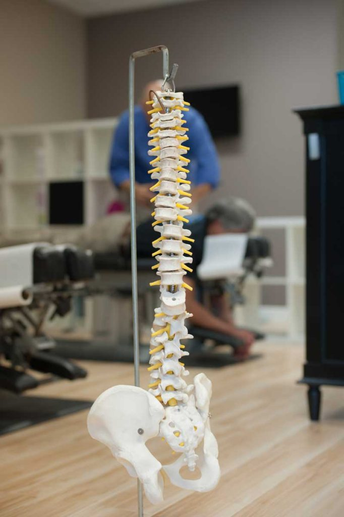 How long should a chiropractic adjustment take?