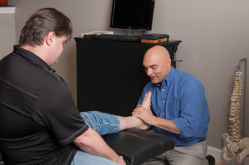 How long does a chiropractic adjustment take?