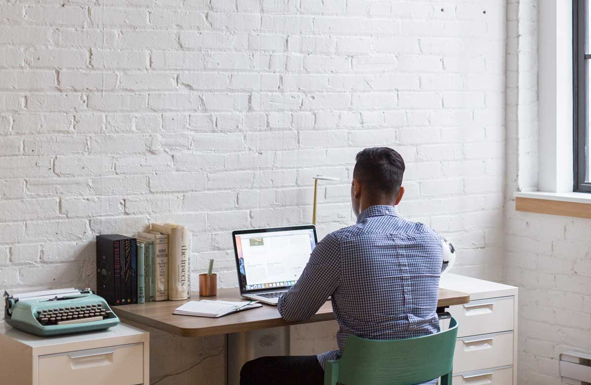 How to Ensure Good Ergonomics When Working from Home